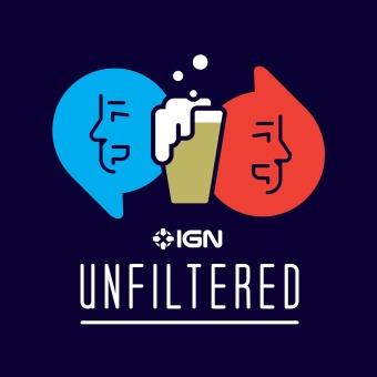 IGN Unfiltered podcast artwork