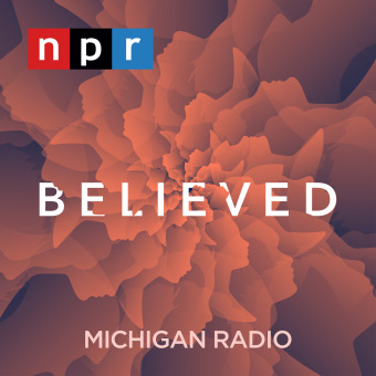 Believed podcast artwork