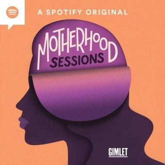 Motherhood Sessions podcast artwork
