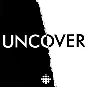Uncover podcast artwork