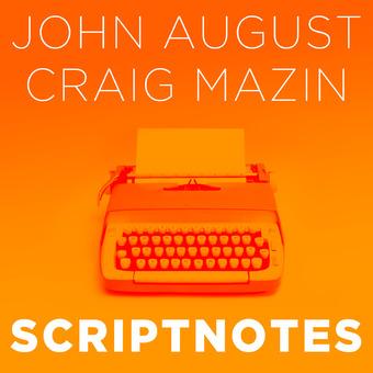 Scriptnotes Podcast podcast artwork