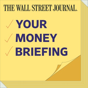 WSJ Your Money Briefing podcast artwork
