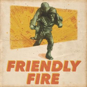 Friendly Fire podcast artwork