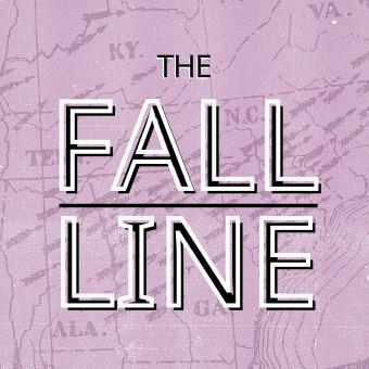 The Fall Line podcast artwork