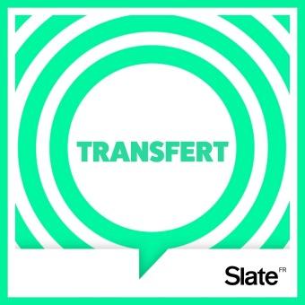 Transfert podcast artwork