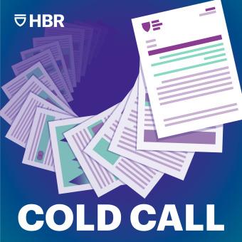 Cold Call podcast artwork