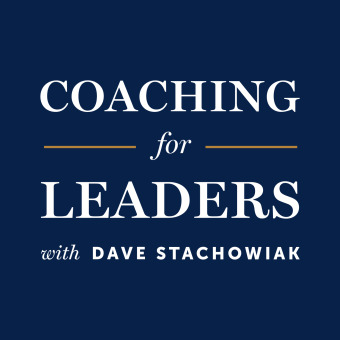 Coaching for Leaders podcast artwork