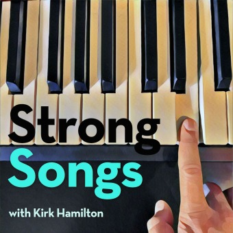 Strong Songs podcast artwork
