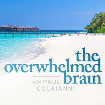 The Overwhelmed Brain podcast artwork