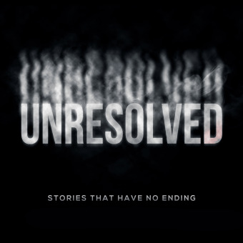 Unresolved podcast artwork
