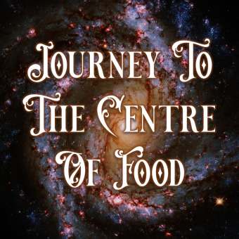 Heston's Journey to the Centre of Food podcast artwork