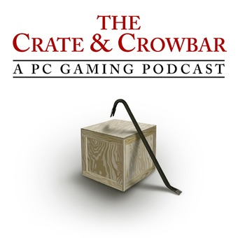 The Crate and Crowbar podcast artwork