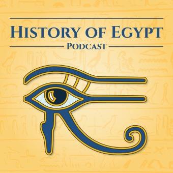 The History of Egypt Podcast podcast artwork