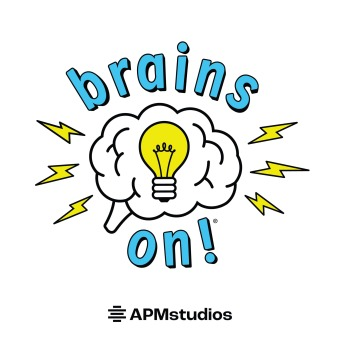Brains On! Science podcast for kids podcast artwork
