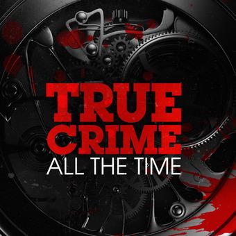 True Crime All The Time podcast artwork