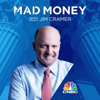 Mad Money w/ Jim Cramer podcast artwork