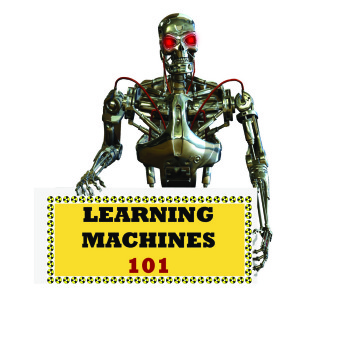 Learning Machines 101 podcast artwork