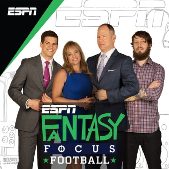 Fantasy Focus Football podcast artwork