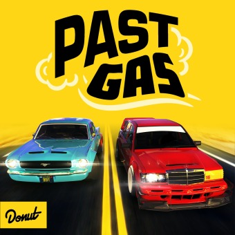 Past Gas by Donut Media podcast artwork