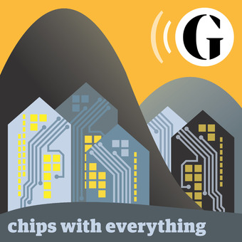 Chips with Everything podcast artwork