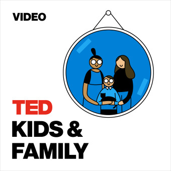 TED Talks Kids and Family podcast artwork