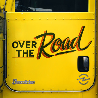 Over the Road podcast artwork