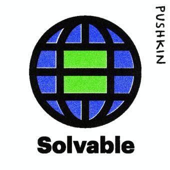 Solvable podcast artwork