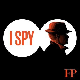 I Spy podcast artwork