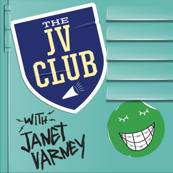 The JV Club with Janet Varney podcast artwork