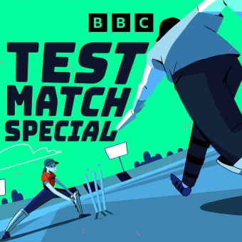 Test Match Special podcast artwork
