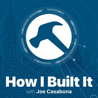 How I Built It podcast artwork