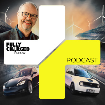 The Fully Charged Show Podcast podcast artwork