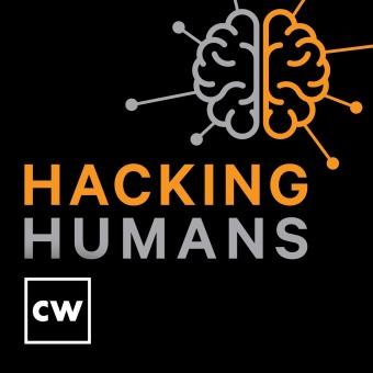 Hacking Humans podcast artwork