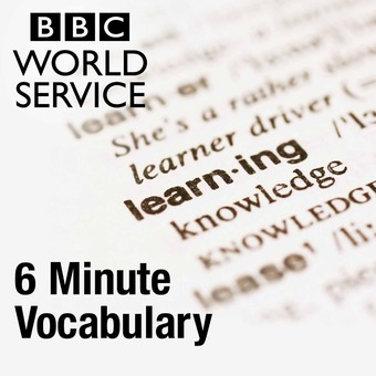 6 Minute Vocabulary podcast artwork