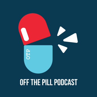 Off The Pill podcast artwork