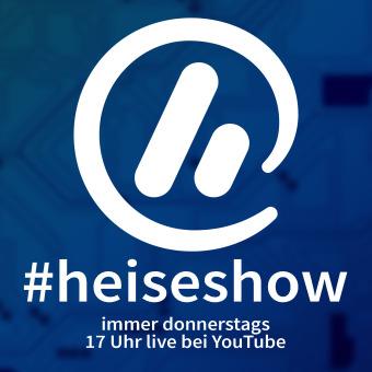 #heiseshow (Audio) podcast artwork