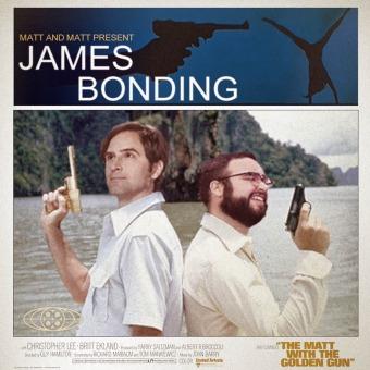 James Bonding podcast artwork