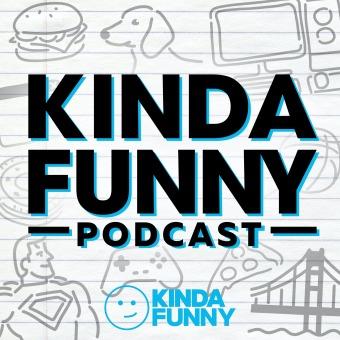 The Kinda Funny Podcast podcast artwork