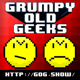 Grumpy Old Geeks podcast artwork