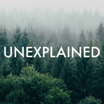 Unexplained podcast artwork