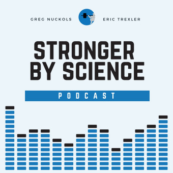 The Stronger By Science Podcast podcast artwork