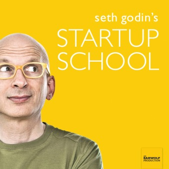 Seth Godin's Startup School podcast artwork