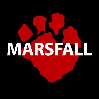 Marsfall podcast artwork