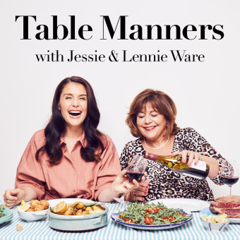 Table Manners with Jessie Ware podcast artwork
