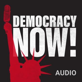 Democracy Now! Audio podcast artwork