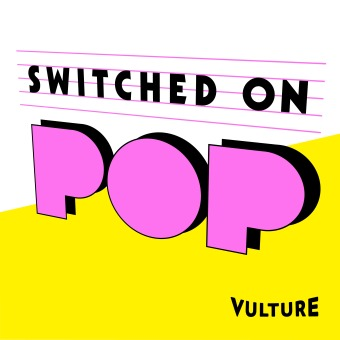 Switched on Pop podcast artwork