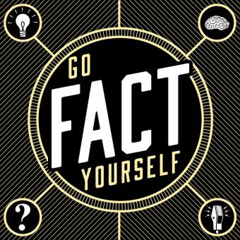 Go Fact Yourself podcast artwork
