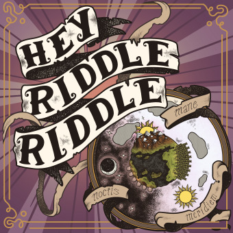 Hey Riddle Riddle podcast artwork