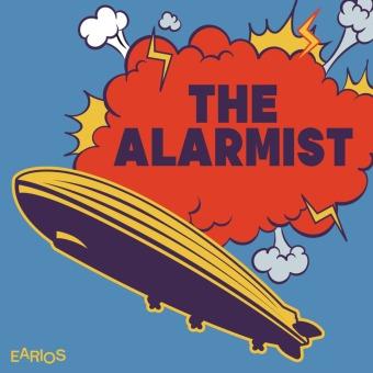 The Alarmist podcast artwork