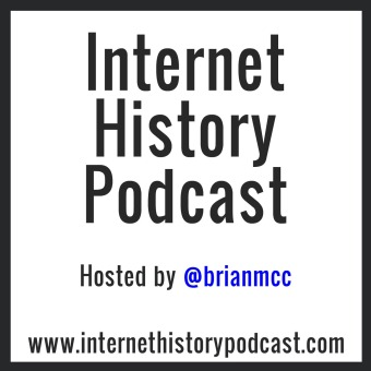 Internet History Podcast podcast artwork